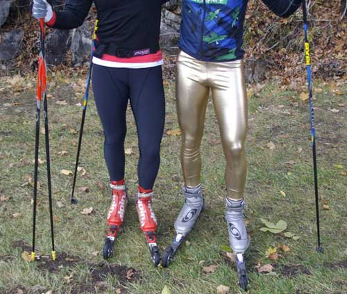Rollerskiing Fashion Files Nordicskiracer