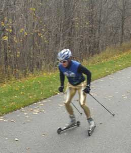 Rollerskiing Fashion Files