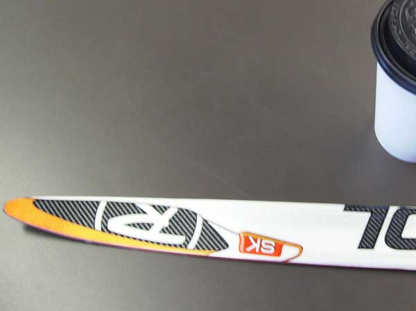 2010/11 Rossignol WCS skate cross country skis