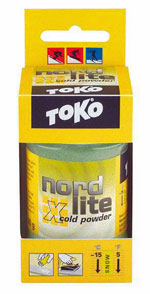 Toko Nord Lite X-Cold Powder cross country ski wax