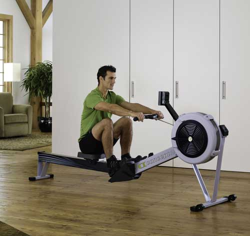 New Concept2 Model D Rower