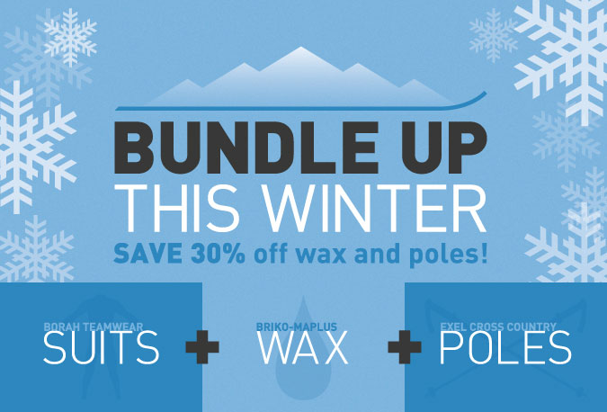 Borah Teamwear has aligned with BrikoMaplus Ski Wax and Exel Poles to offer an additional incentive for teams and clubs ordering custom nordic or alpine apparel this season.