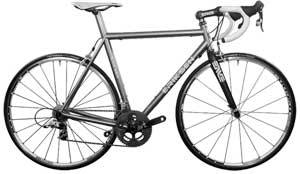 Win an $8,500 Eriksen titanium bike!
