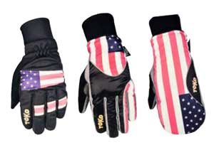 Toko releases new Stars and Bars glove collection