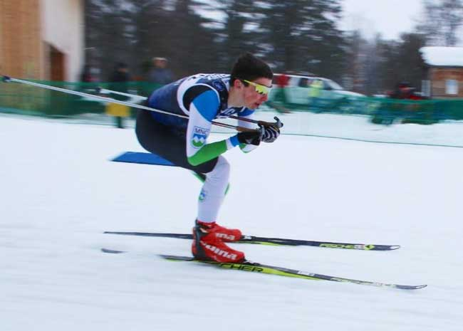Have fast cross country ski