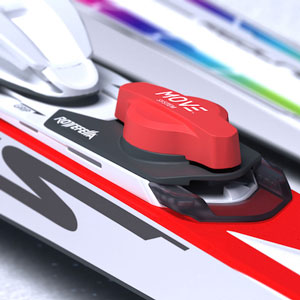 New Madshus Redline Intelligrip ski and MOVE binding system