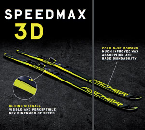 Fischer to announce Speedmax 3D skis soon