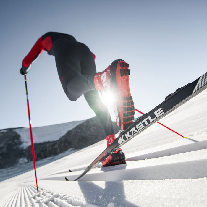 Kastle RX10 Classic Cross Country Skis