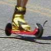 Jenex V2 Aero 125 skate roller ski