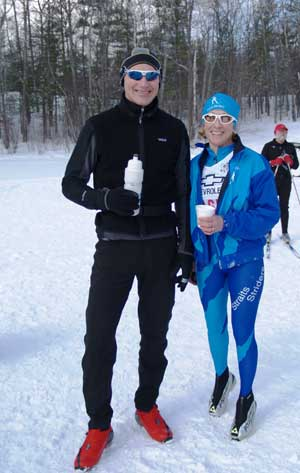 Black Mountain Classic cross country ski race