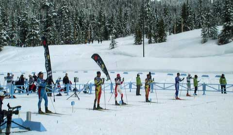 Candian National Cross Country Ski Championships