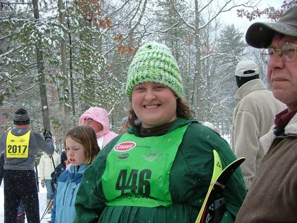Vasa Adaptive cross country skiers