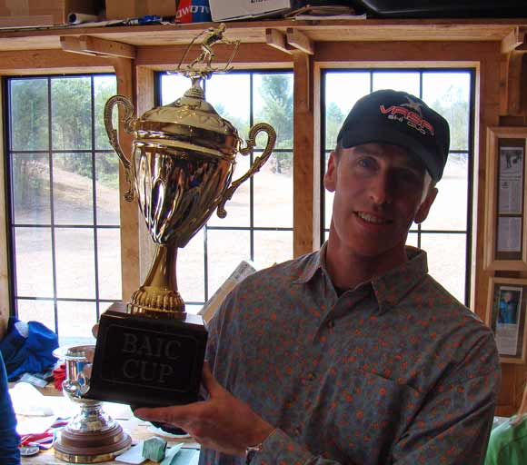 The Vasa Ski Club won the 2010 Baic Cup for most junior points in the Michigan Cup Series