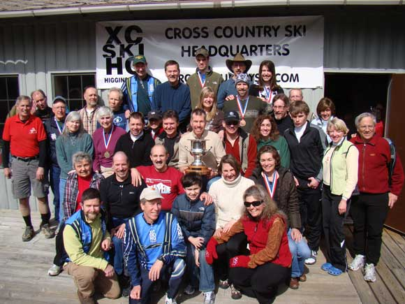 Cross Country Ski Headquarters wins the 2010 Michigan Cup