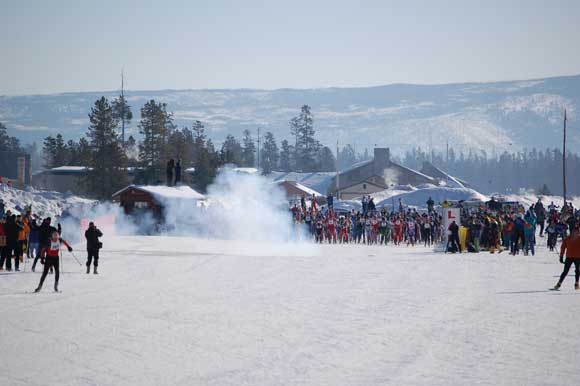 Yellowstone Rendezvous Race