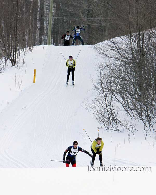 2011 White Pine Stampede cross country ski race