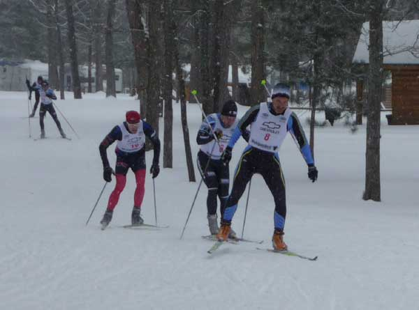2011 Michigan Cup Sprints cross country ski race