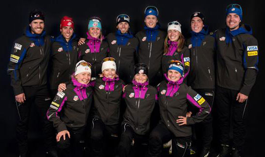 2014-15 US Cross Country Ski National Team