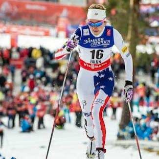 Caldwell 10th, Hamilton 12th in Falun Sprint