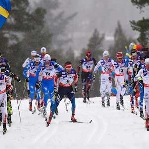 Hoffman again top US male in snowy 50k