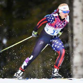Jessie Diggins lone top 20 for US in Ostersund freestyle