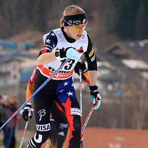 Liz Stephan 10th in Tour de Ski 10K Classic