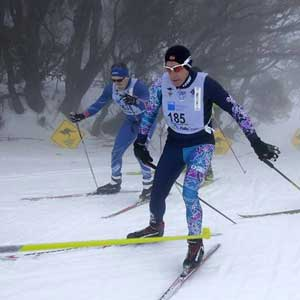 A summer trip and two ski races in Australia and New Zealand