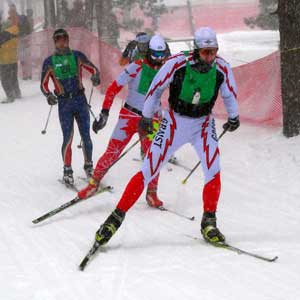 cross country ski photos from the 201American Vasa5 North