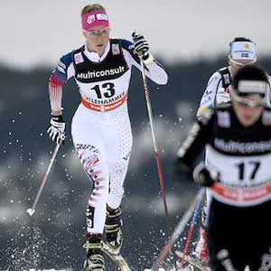Bjornsen 20th in Lillehammer skiathlon