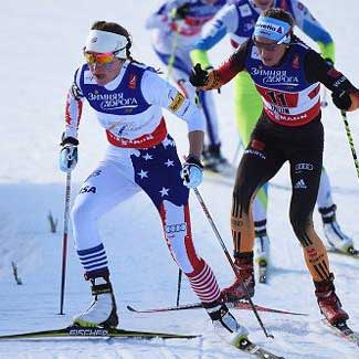 Caldwell 6th in freestyle sprint in Davos