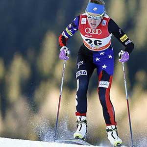 Caldwell and Hamilton both take 8th in Tour de Ski freestyle sprint