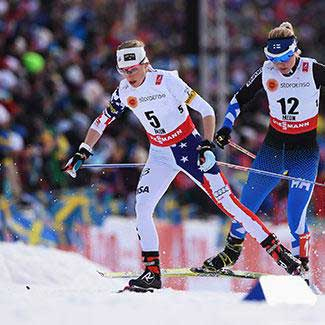 Stephen 11th in World Championship Skiathlon