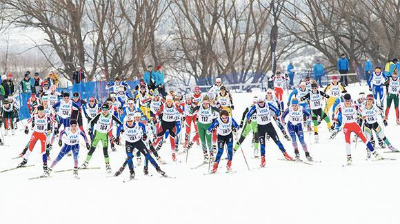 This year's U.S. Cross Country Championships move from Soldier Hollow (shown here) to Houghton, MI. (USSA-Sarah Brunson)