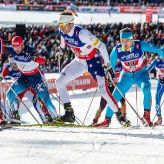 US 7th and 8th in Team Sprint at World Ski Championships