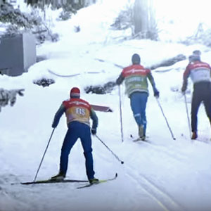 Understanding technique violations when skiing in a classic race