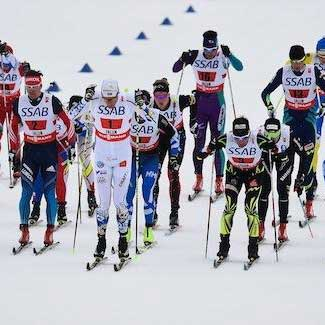 U.S. Men 11th in Falun Relay