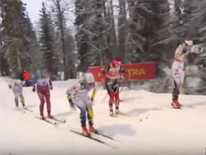 VIDEO: First World Cup race of the season is over