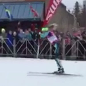 Caitlin Gregg comes through, wins record 4th Birkie!