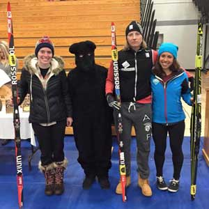 Nick Power and Rosie Frankowski victorious at Great Bear Chase