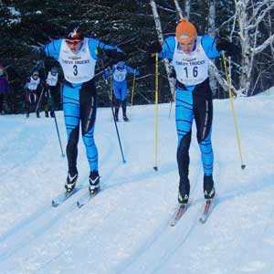 CXC Skiing names GLD Junior National Team