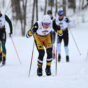 Michigan Tech gets season going with races in West Yellowstone