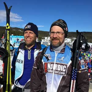 Ski race report from Lillehammer, Norway: Birkebeiner Rennet (VIDEO)