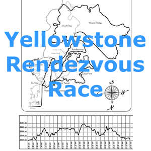 Rendezvous Ski Race has 50K, 20K options, plus