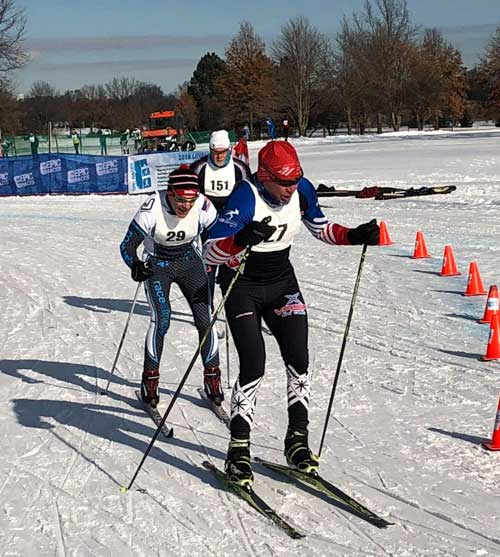 Krazy Klassic cross country ski race