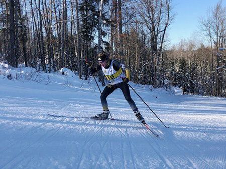 Sarah Goble, cross country ski racer