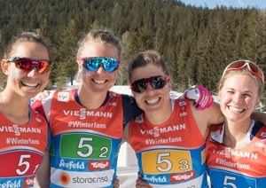 Twenty athletes nominated to 2019-20 U.S. Cross Country Ski Team