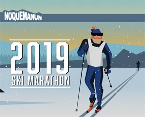 Some top results for Michigan Cup skiers in fridgid 2019 Noquemanon Ski Marathon