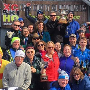 Cross Country Ski Headquarters wins Michigan Cup