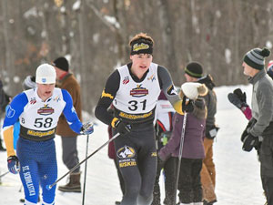 Michigan Tech Hosts U.S. Cross Country Ski Championships