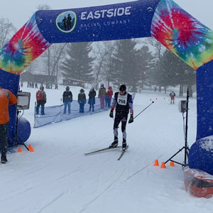 RESULTS: Vanias and Lipp win snowy Cote Dame Marie
